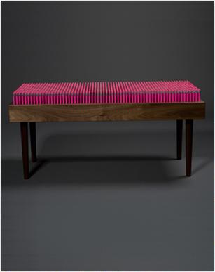 Pencil Bench 4