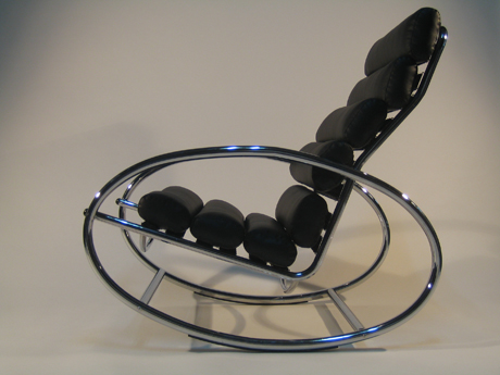 Rocking Chairs on Emma 360 Rocking Chair By Oshar Vazquez