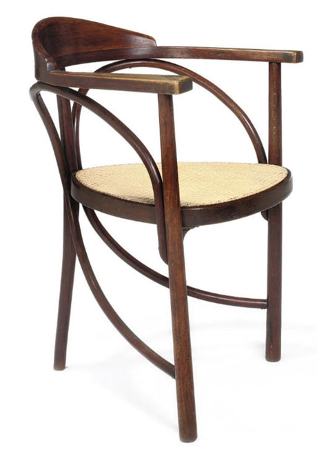 Thonet no 81 Armchair