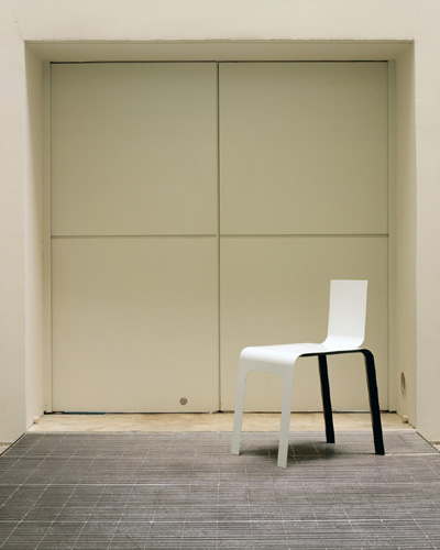 Thin Chair Version 2.0. by Junio Design