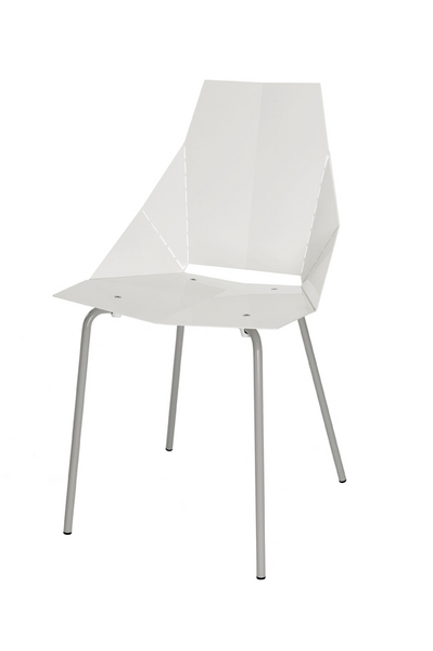 BLU DOT REAL GOOD CHAIR IVORY