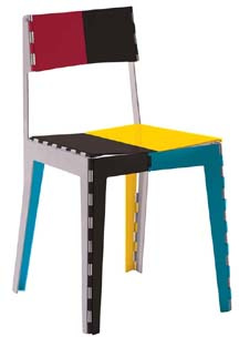 Stitch Chair Capellini 2