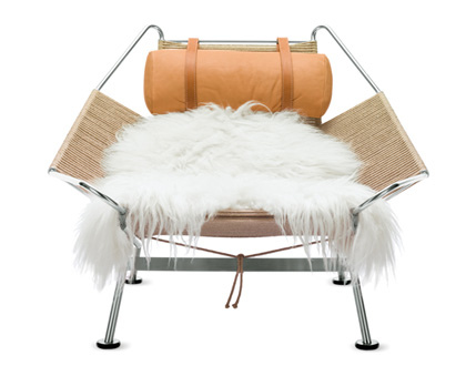 Flag Haleyard Chair by Hans Wegner