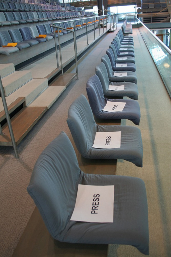 Press Chairs at the epp_Summit_chamber