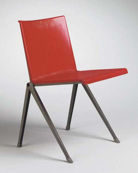 rietveld 39 s mondial chair at christies. Black Bedroom Furniture Sets. Home Design Ideas