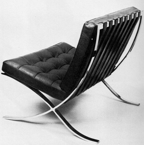knoll sued over mies van der rohe furniture designs. Black Bedroom Furniture Sets. Home Design Ideas