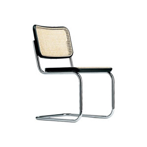 thonet s32 by marcel breuer and mart stam. Black Bedroom Furniture Sets. Home Design Ideas