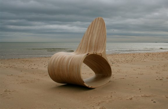 ODEChair Series 3 - Ocean Rocker III by Jolyon Yates