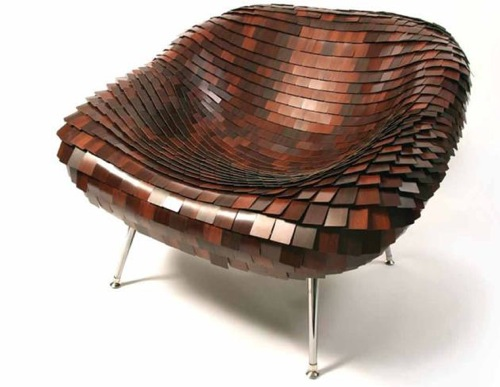 Armadillo Chair