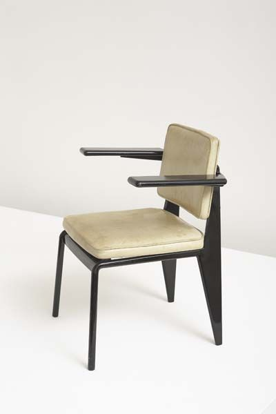 CPDE Office Chair by Jean Prouvé
