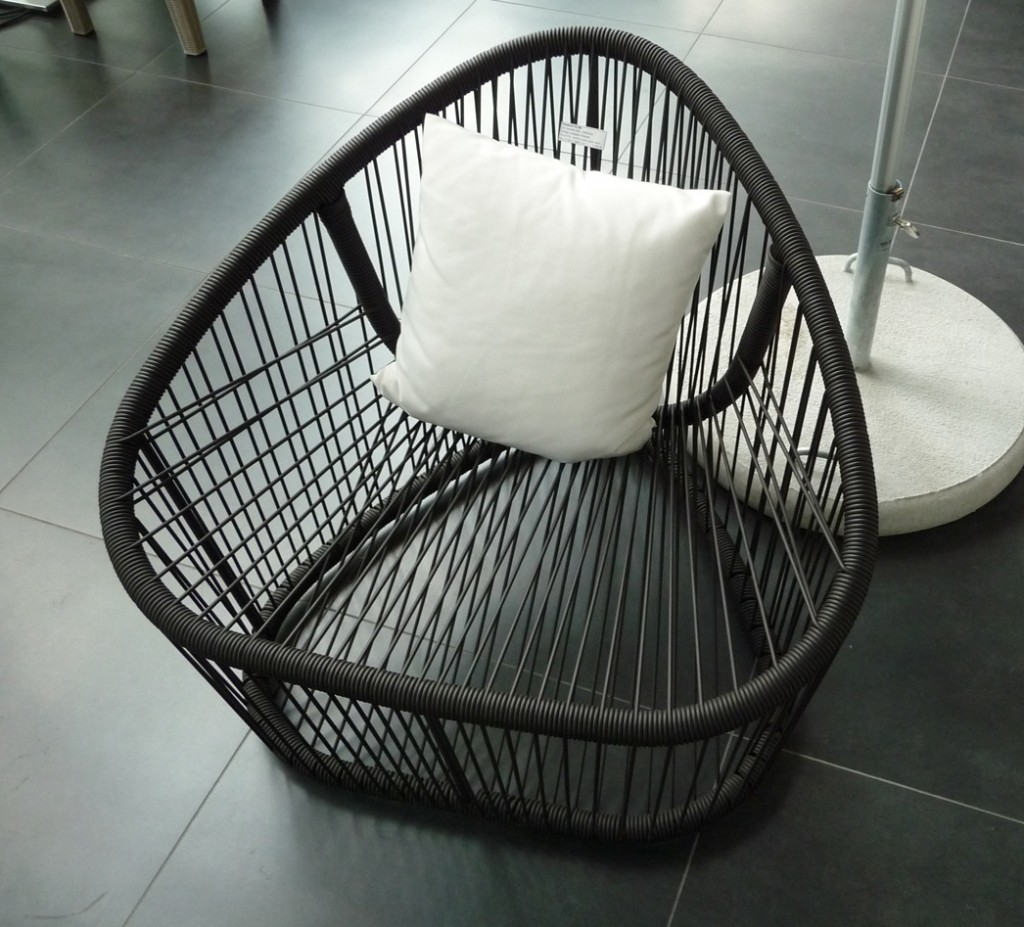 Club Outdoor armchair by Prospero Rasulo for Zanotta P1050234
