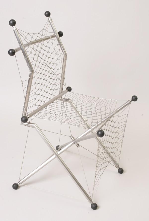 Tensegrity Chair by Konstantin Archov ZI1K7510