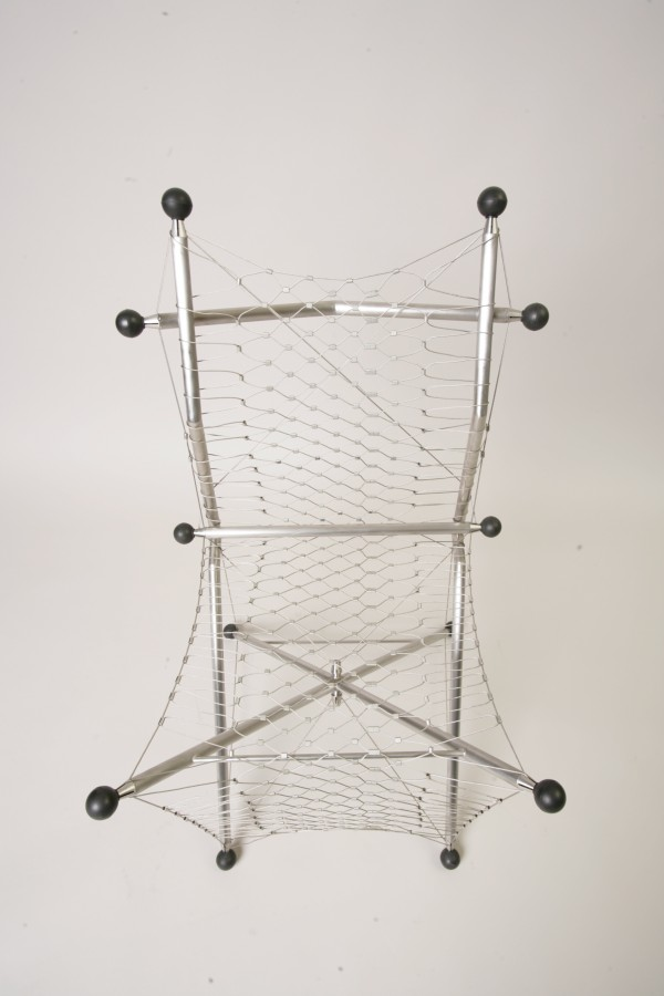 Tensegrity Chair by Konstantin Archov ZI1K7521