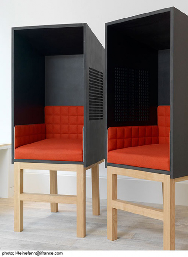 Confession Chairs by Arik Levy - Chair Blog