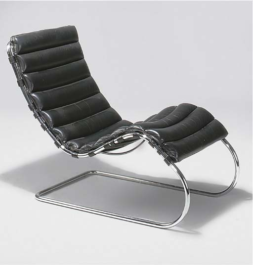 mr lounge chair by ludwig mies van der rohe. Black Bedroom Furniture Sets. Home Design Ideas