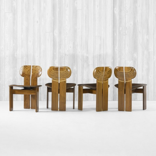 Artona Chairs by Afra and Tobia Scarpa