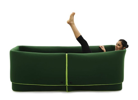 Sosia Convertible Sofa by Emanuele Magini 3