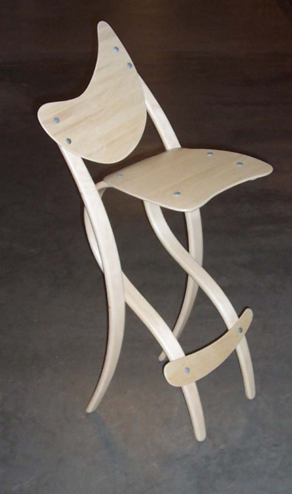 Tiny Dancer Chair by Hans Gottsacker