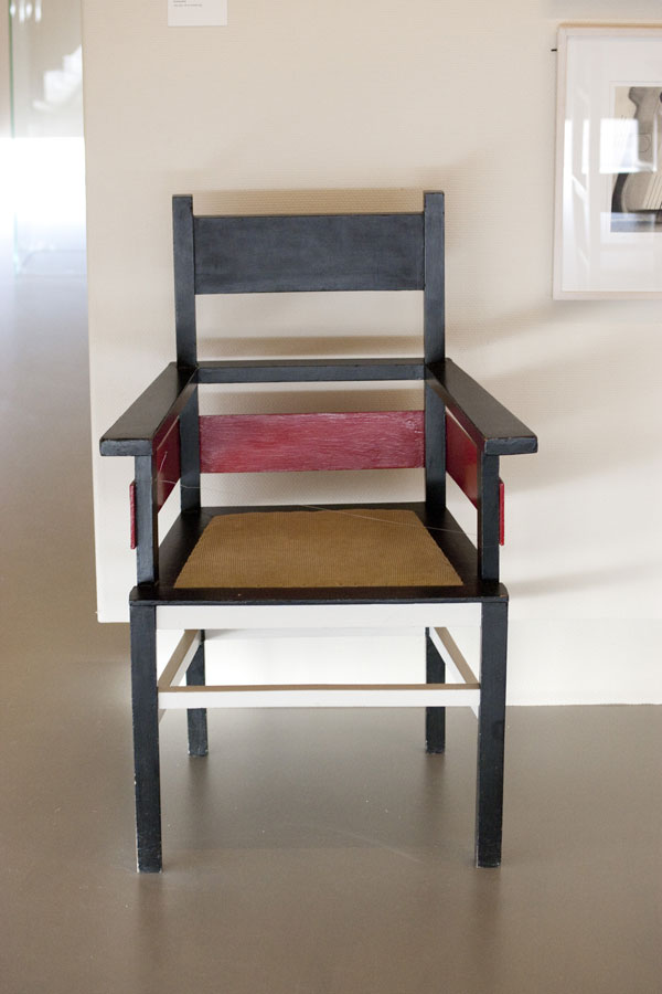 Armchair by Theo van Doesburg