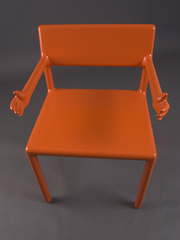 Arms Chair by Oleksandr Shestakovych