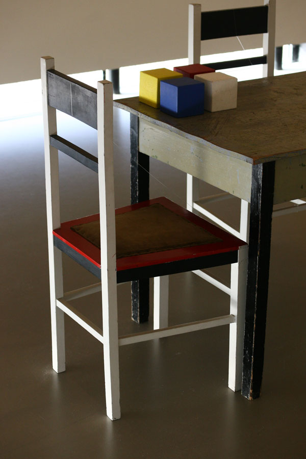 Chair by Theo van Doesburg