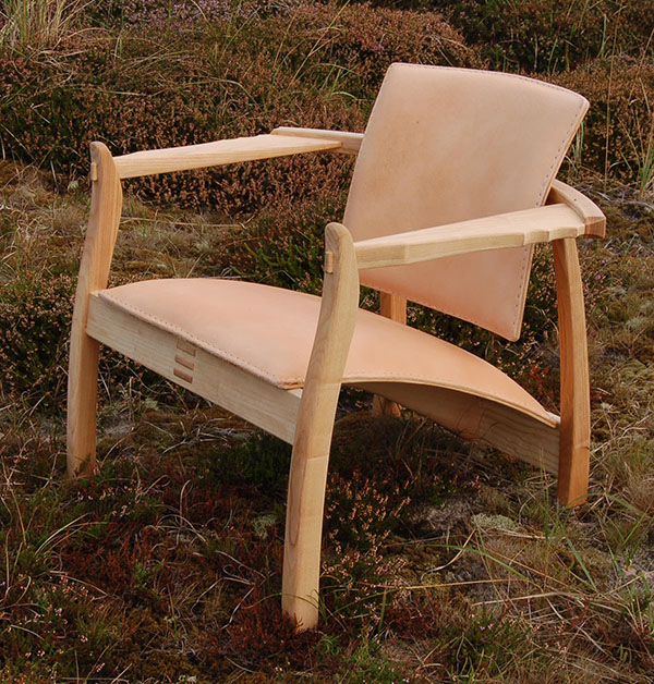 Zwaluw Chair by Stefan During 2