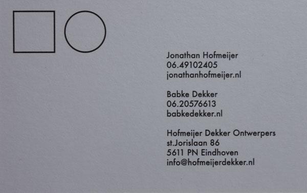 Hofmeier Dekker Ontwerpers _DSC0531