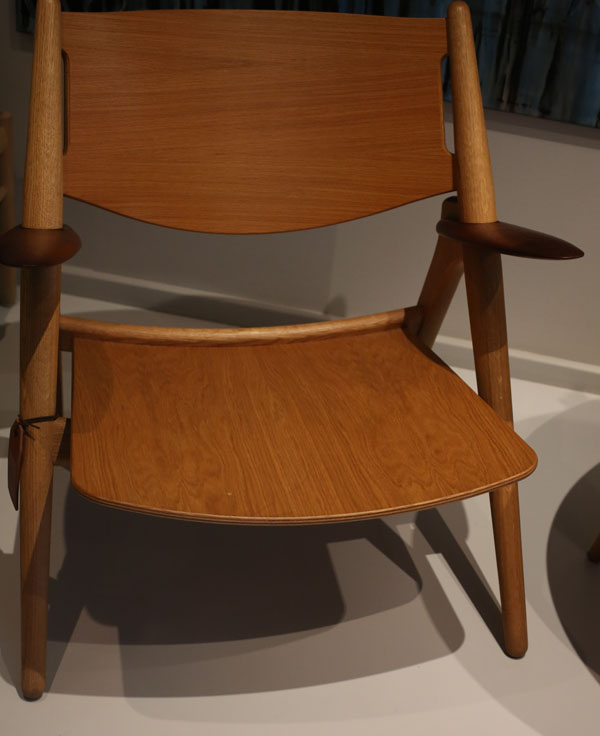 Saw Horse By Hans Wegner I56A1909
