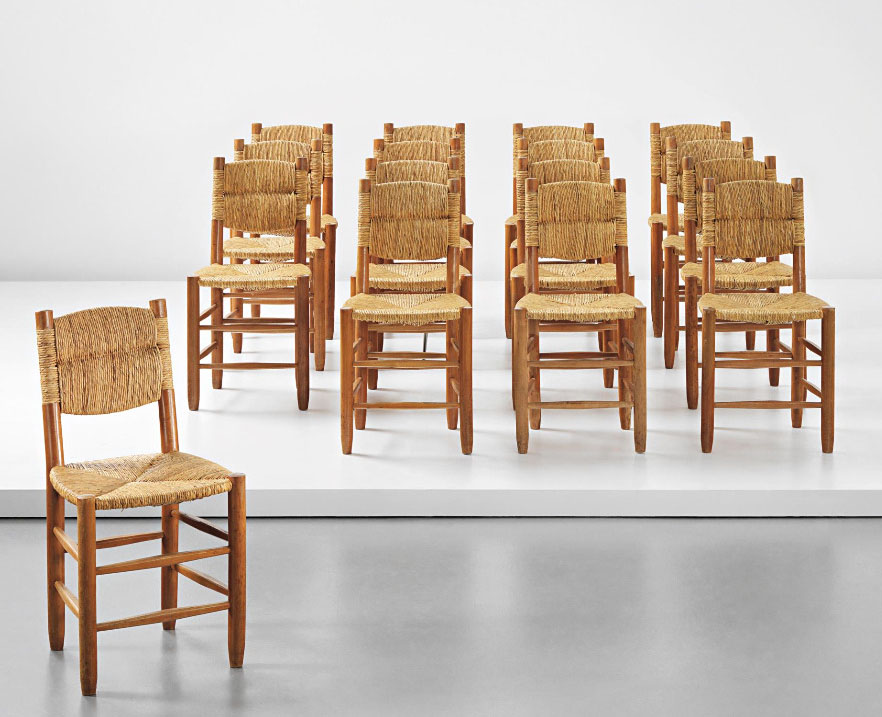 dining chairs by charlotte perriand charlotte lounge chair 01