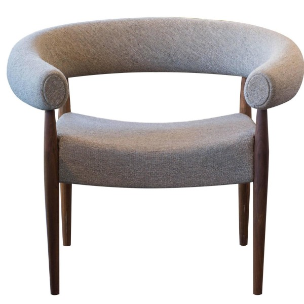 Ring Armchair by Nanna Ditzel