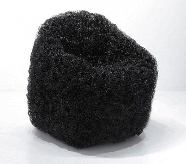 Afro Hair inspired Chair by Yangsoo Pyo
