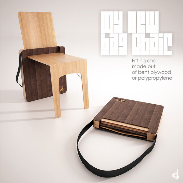 Bag Chair by Stevan Djurovic
