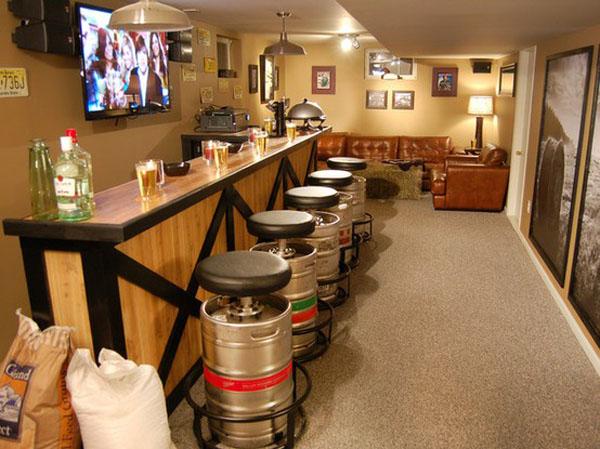 Beer Barrel Bar Stools Chairblog Eu