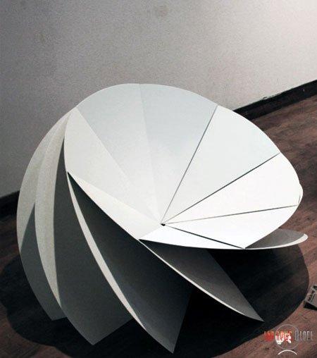 Bloom Chair by Eeran Park