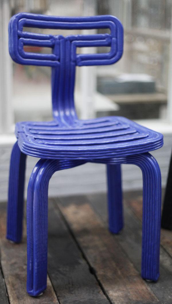 Blue Chubby Chair by Dirk van der Kooij _MG_4503
