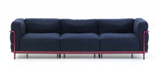 Blue LC2 3seater