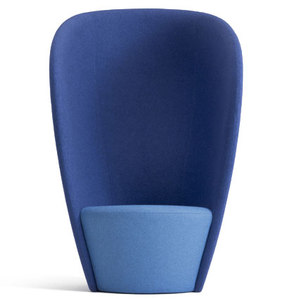 Blue Shelter by Flemming Busk