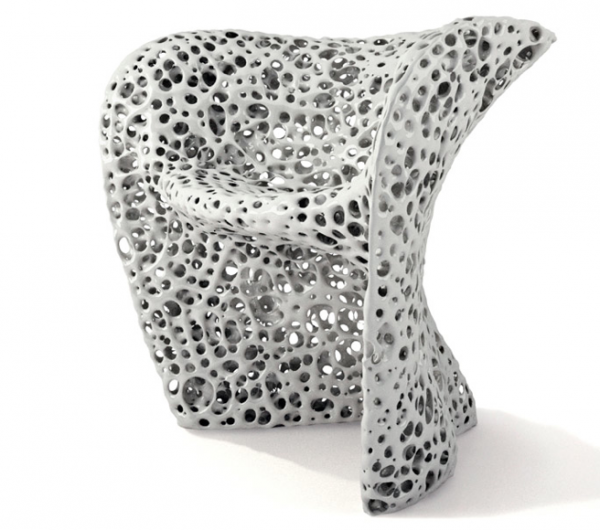 Cellular Chair By Mathias Bengtsson