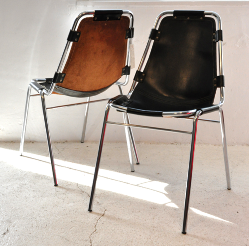 Charlotte Perriand Chairs for Les Arcs Ski Resort