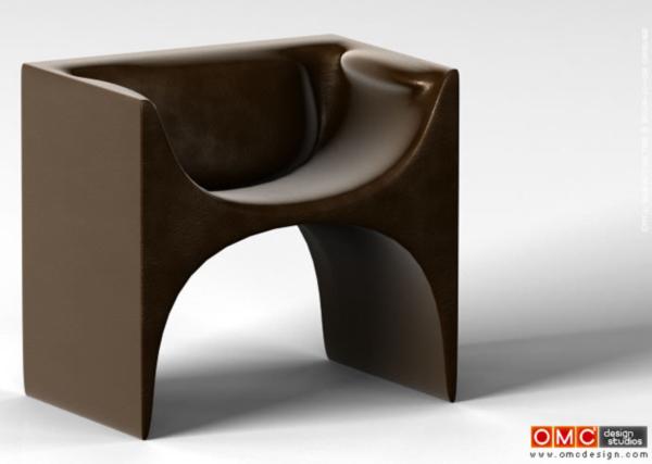 Eename-2-Armchair - Onur Mustak Cobanli