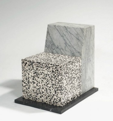 Beautiful Marble Chair