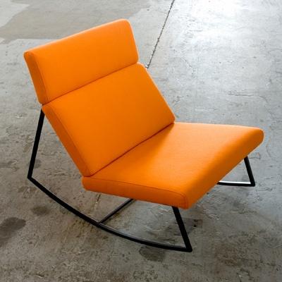 Orange GT Rocker