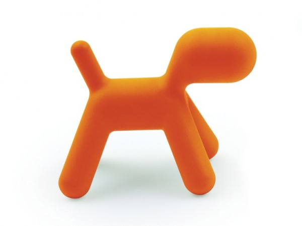 Orange Magis Puppy Chair