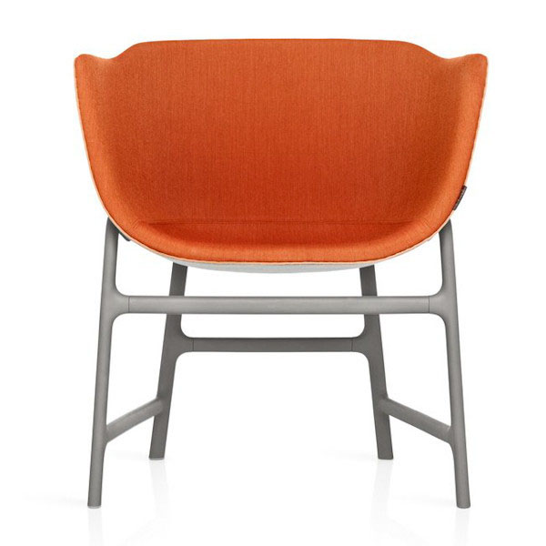 Orange Minuscule Chair by Cecilie Manz
