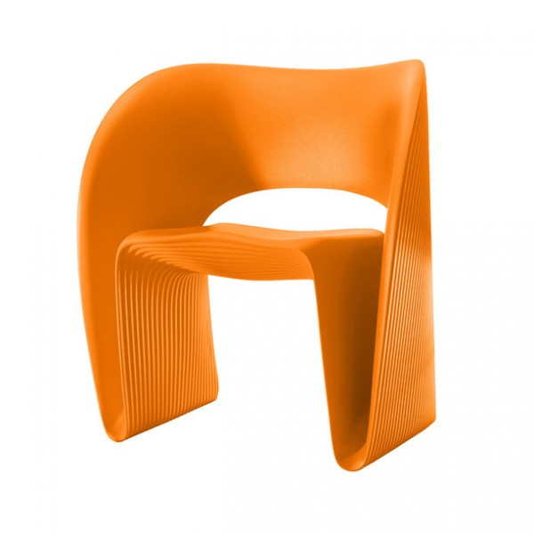 Orange Ravioli Chair by Ron Arad