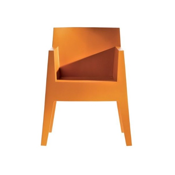 Orange Toy Chair by Philippe Starck