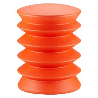 Orange ergoErgo Stool