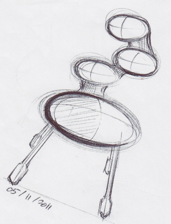 Pebble-Chair-by-Michael-Dharmawan-of-1001-chair-sketches