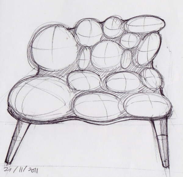 Pebble-Sofa-by-Michael-Dharmawan-of-1001-chair-sketches