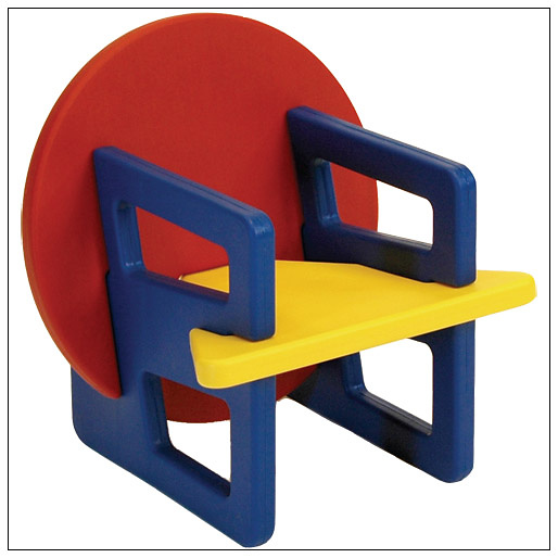 Puzzle Chair by David Jones